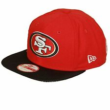 New Era e 49ers NFL Sideline 9FIFTY Flatbill Cap ~ San Francisco