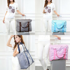 Big Capacity Foldable Handbag Shoulder Bag Shopping Travel Business Storage Bags