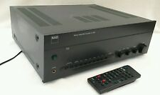 NAD C370 integrated amplifier + remote control
