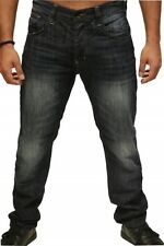 ROCAWEAR HERREN JEANS LOOSE TAPERED FIT DENIM PANT R1608J302