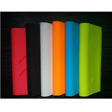 Silicone Case Cover Sleeve for Xiaomi Power Bank External Battery Pack Charge