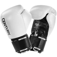 Century Creed Hook and Loop Heavy Bag Boxing Gloves - Black/White