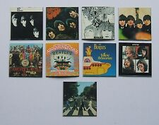 The Beatles Record Cover Fridge Magnets