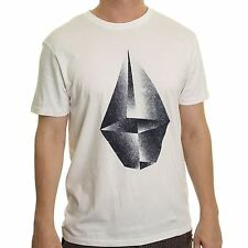 T-shirt Volcom ~ bianco Shape Shifter