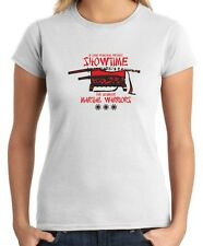 T-shirt lady T0401 The ultimate martial warriors Showtime Katana Arti Marziali S