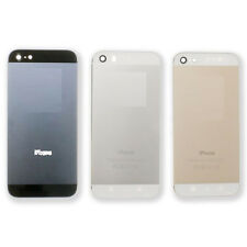 Original Back Battery Housing Back Door Panel Shell Case Cover For IPhone 5 5G