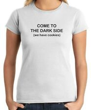 T-shirt Donna TDM00048 Come to the dark side
