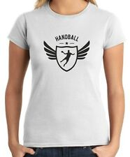 T-shirt Donna SP0076 Handball Winged Maglietta
