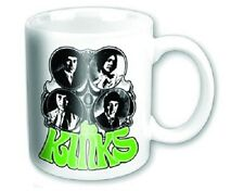 # THE KINKS - SOMETHING ELSE LOGO - OFFICIAL BOXED MUG