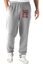 Pantaloni Tuta Tracksuit trousers T0530 Do it with passion or not at all Fun