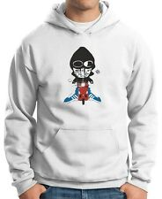 Felpa Hoodie WC0238 Casual riding vespa