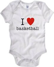 Body neonato TLOVE0004 i heart basketball
