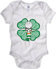 Body neonato TUM0014 ultras celtic green brigate
