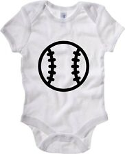 Body neonato SP0011 Baseball Games Maglietta