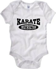Body neonato TAM0071 karate instructor hooded sweatshirt