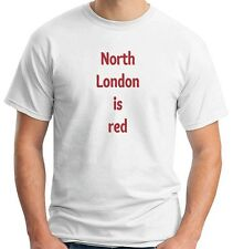 T-shirt WC0522 North London is red arsenal