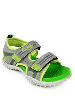 Liberty  Footfun BEN-10 GREEN FLOATERS Straps Boys Sandal  (BEN-10 GREEN)