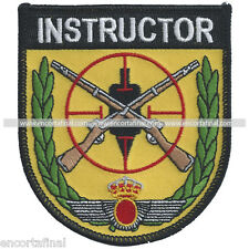 #0195 Parche Ejercito del Aire EAD Instructor Tiro Spanish Spain Patch
