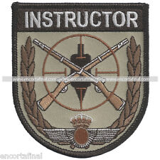 #0196 Parche Ejercito del Aire EAD Instructor Tiro Arido Spanish Spain Patch