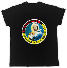 Samantha Fox Tshirt Sexy Celebrity Big Brother Tee Album Cover T-shirt