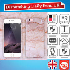 Art Marble Print Rock Pattern Hard Bumper Phone Case Cover For Apple iPhone 6