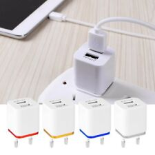 1/2/4 Ports 5V USB Wall AC Charger Home Reise Ladegeräte Handy Adapter Netzteil