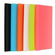 Soft Silicone Xiaomi Mi Power Bank Case Cover For 5000 Mah