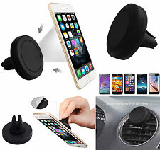 Universal  magnetic Car van Air vent Mount Holder For all  Mobile Phones GPS UK