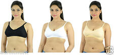 Ishita Fashions Cotton Bra  Everyday Regular Bra  - Colors and Combos