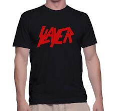 SLAYER T-SHIRT / SPEED-THRASH-BLACK-DEATH METAL