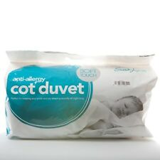 Sarah Jayne Anti-Allergy Duvet.Cot & Cot Bed.
