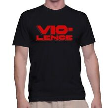 VIO-LENCE T-SHIRT / SPEED-THRASH-BLACK-DEATH METAL