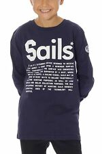 T-Shirt Bimbo Justin North Sails 79-4143-4-8A MainApps