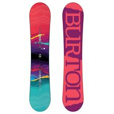 TAVOLA SNOWBOARD DONNA BURTON FEELGOOD FLYING-V 149