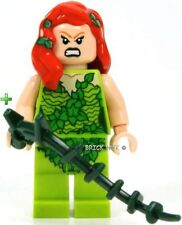 LEGO TEMP HIGH PRICE!! SUPER HEROES - POISON IVY FIGURE + FREE GIFT - RARE - NEW