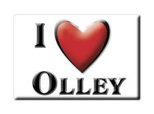 MAGNETS FRANCE - CENTRE SOUVENIR AIMANT I LOVE OLLEY (MEURTHE ET MOSELLE)