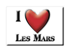 MAGNETS FRANCE - LANGUEDOC ROUSSILLON AIMANT I LOVE LES MARS  (CREUSE)