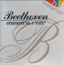 "Beethoven - Symphony No. 5 in C Minor , Op 67 ""Fate"" CD 1988, Album PN492"