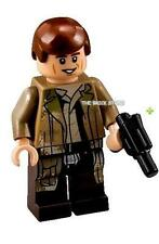 LEGO STAR WARS - ENDOR HAN SOLO FIGURE + FREE GIFT - BEST PRICE - FAST - NEW