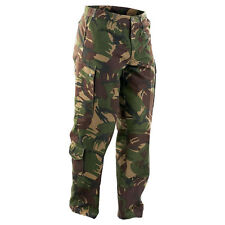 GENUINE DUTCH ARMY COMBAT MILITARY CADET DPM FIELD WOODLAND AIRSOFT TROUSERS