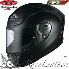 KABUTO OGK FF-5V MATT BLACK MOTORCYCLE MOTORBIKE BIKE RACE RACING HELMET