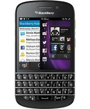 Blackberry Q10 - 16 GB - Black - Smartphone  (Imported) Factory Unlocked
