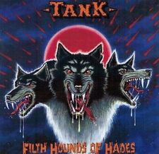 "Tank:  ""Filth Hounds Of Hades"" + Bonustracks (CD Reissue)"