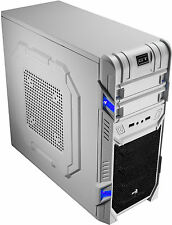 16504 AEROCOOL GT WHITE ADVANCE CASE ATX MIDDLE TOWER