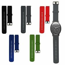 Silicon Armband Uhrenarmband Band Strap For Withings Activite POP/Steel/Sapphire