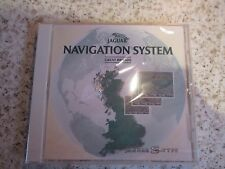 JAGUAR EUROPE 2002 SAT NAV SATELLITE NAVIGATION DVD ROM DISC NEW BNIB S-TYPE