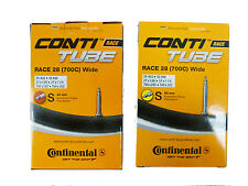 Sale! 5 x Continental Race 28 Wide Inner Tubes 700 x 25 - 32  42/60 mm Presta