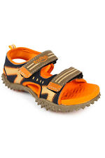 Liberty  Footfun BEN-10 ORANGE FLOATERS Straps Boys Sandal  (BEN-10 ORANGE)