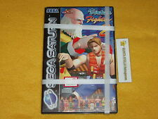 1 VIRTUA FIGHTER 2 SEGA SATURN PAL EURO VERSION NUOVO NEW BOX NO GOOD LOOK PHOTO