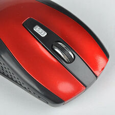 2,4 GHZ USB MOUSE WIRELESS SENZA FILI WIRELESS MOUSE OTTICO PC NOTEBOOK
